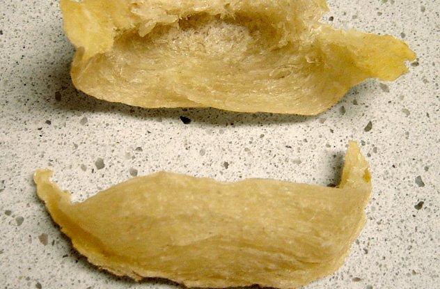 Еда, сделанная из какашек, отрыжки и слюней