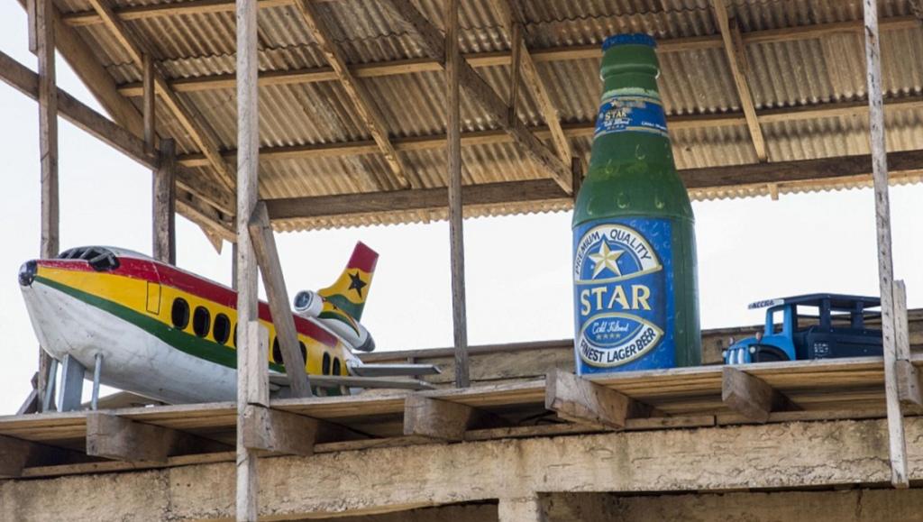 Как хоронят в Гане