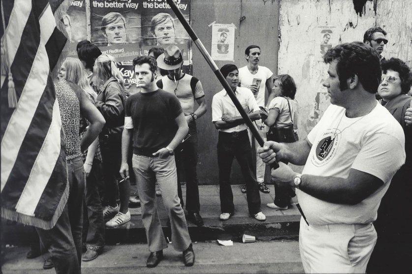 Фотопроект о жизни геев в США на заре зарождения лгбт-движения