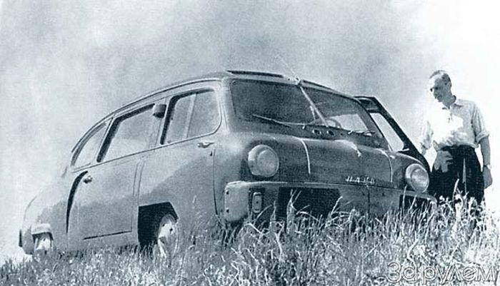 Советская эпоха в исторических снимках