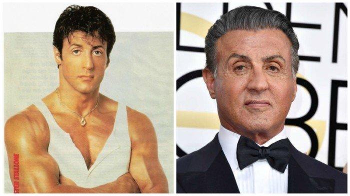 Стареющее знаменитости