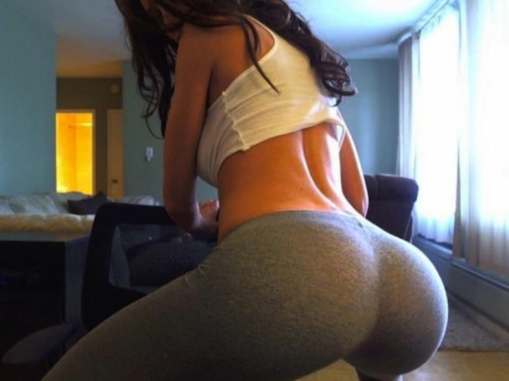 Lick a girls ass