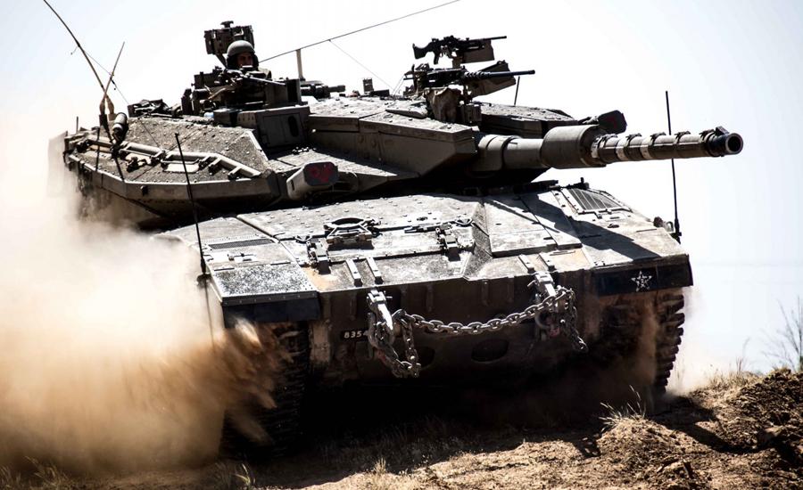 Смертельное оружие: чем воюет Израиль