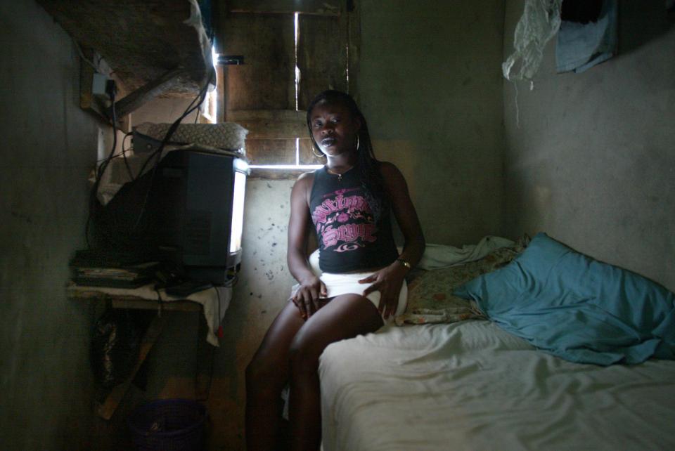 проститутки с нигерии
