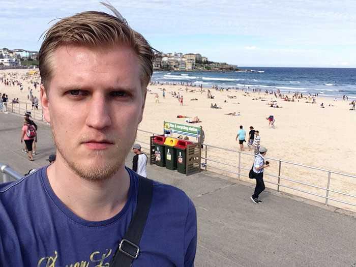 Как сердитый парень съездил в Австралию