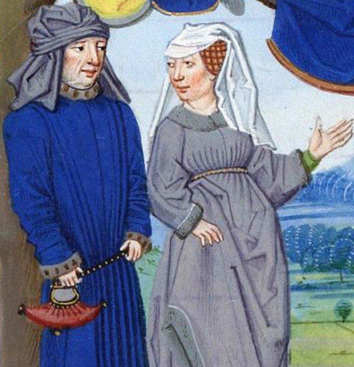 Советы по уходу за детьми из Средневековья