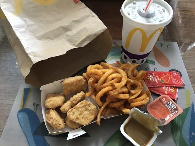 Вкусности из McDonald's, которые встречаются только в определенных странах