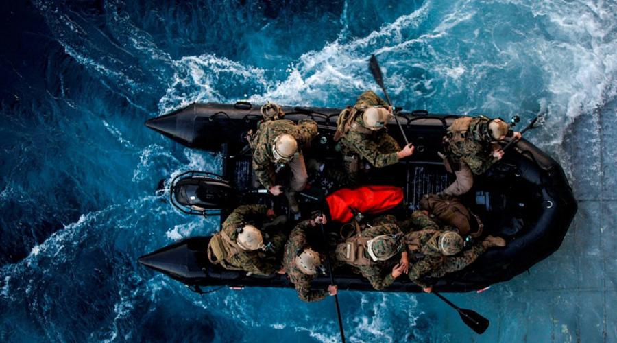 Американские морпехи: самый крутой спецназ мира