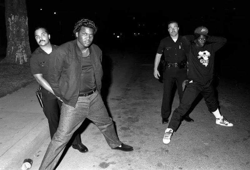 Как проходили суровые 90-е в Лос-Анджелесе
