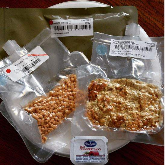 Что едят на орбите космонавты из разных стран
