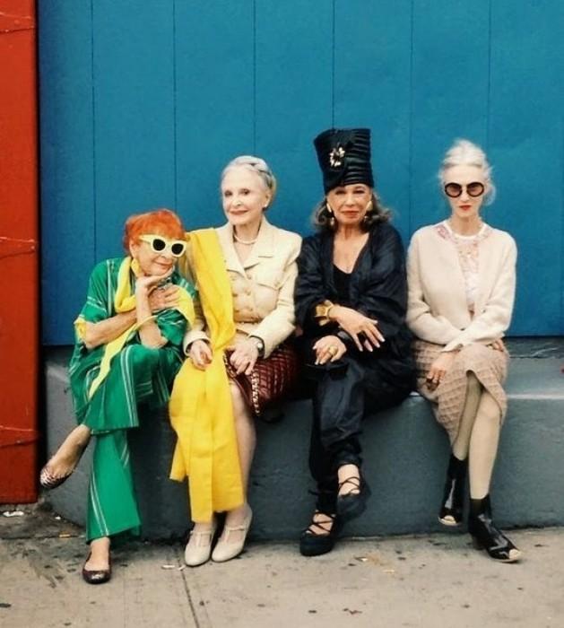 11 советов от стилистов для леди постарше