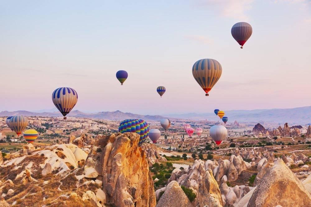 Красивые фотографии интересных мест