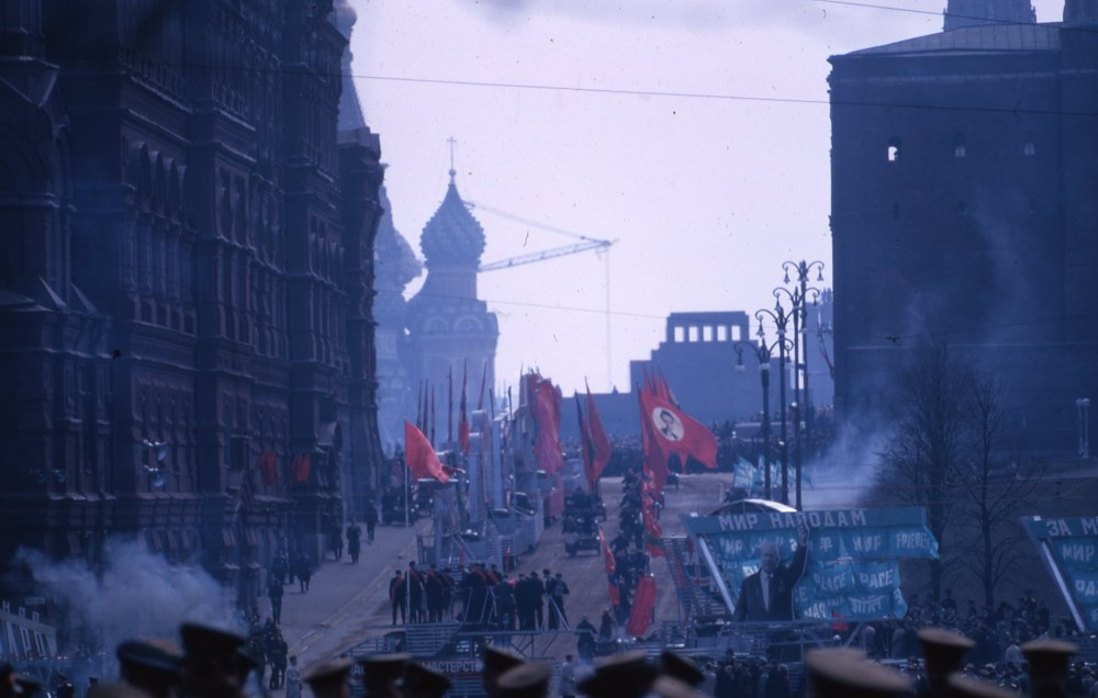СССР глазами американского профессора Томаса Хаммонда
