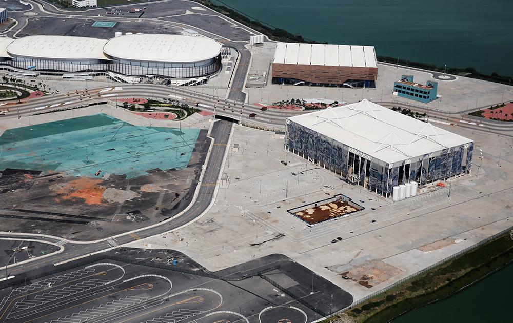 Олимпийский парк в Рио: пол года после олимпиады