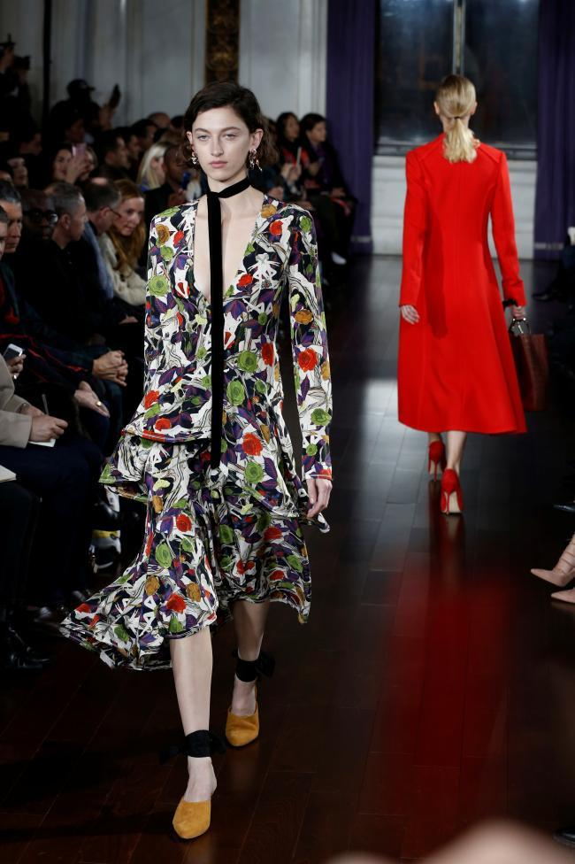 Яркие моменты Недели моды в Нью-Йорке