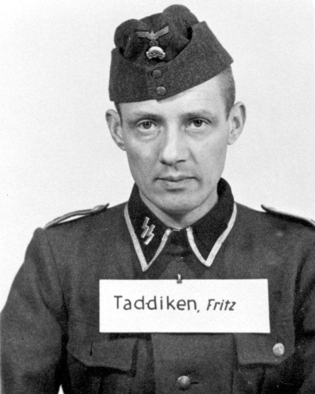 Портреты нацистских охранников Освенцима 1940-1945 годов