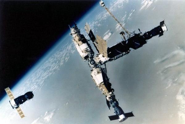 Интересные факты о космической станции Мир