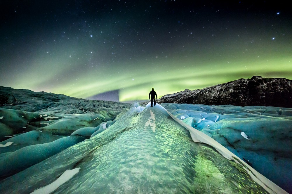 Фото ледники