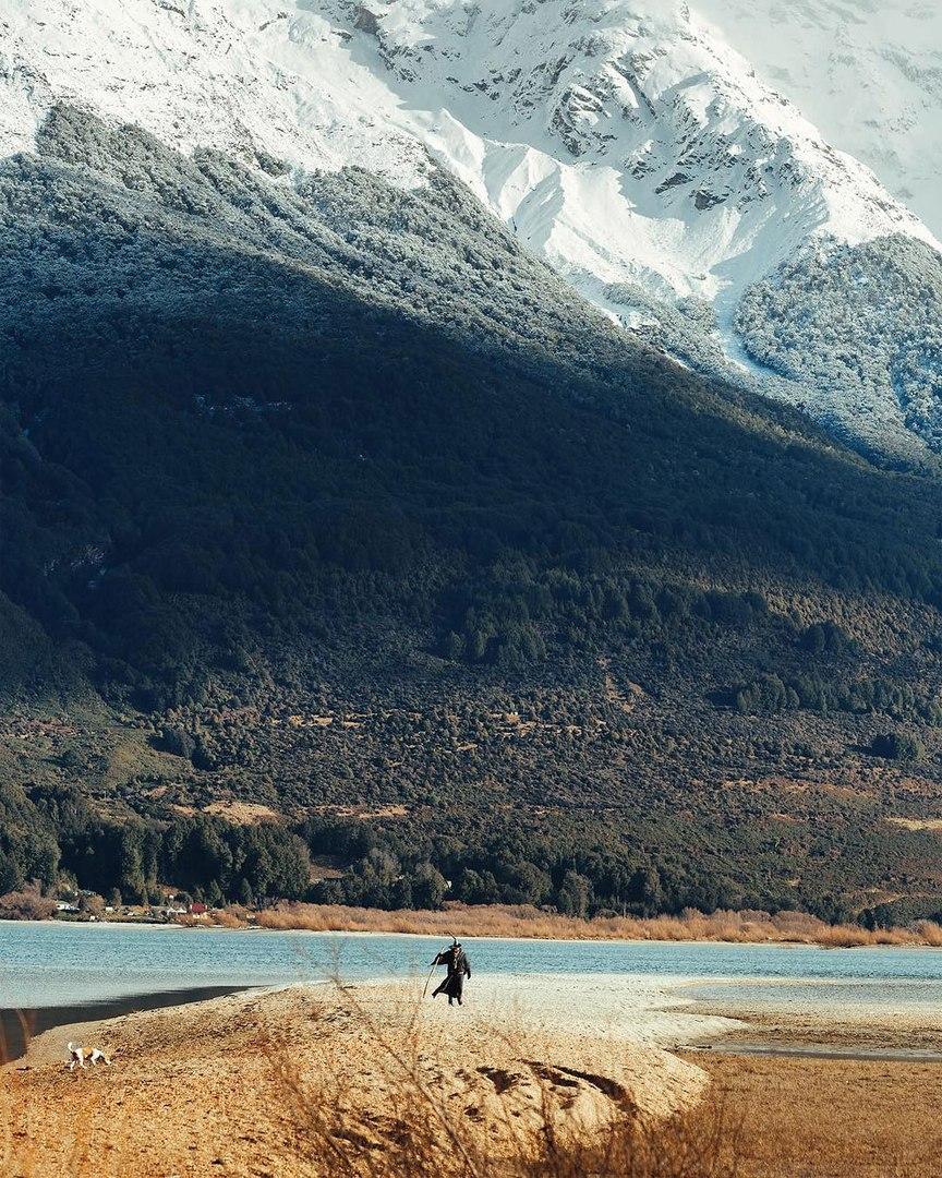 puteshestviya-gendalfa-po-novoj-zelandii-3 Путешествия Гендальфа по Новой Зеландии. ФОТО