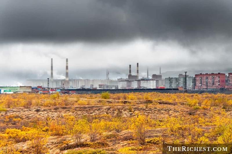 Самые загрязненные города в мире. ФОТО