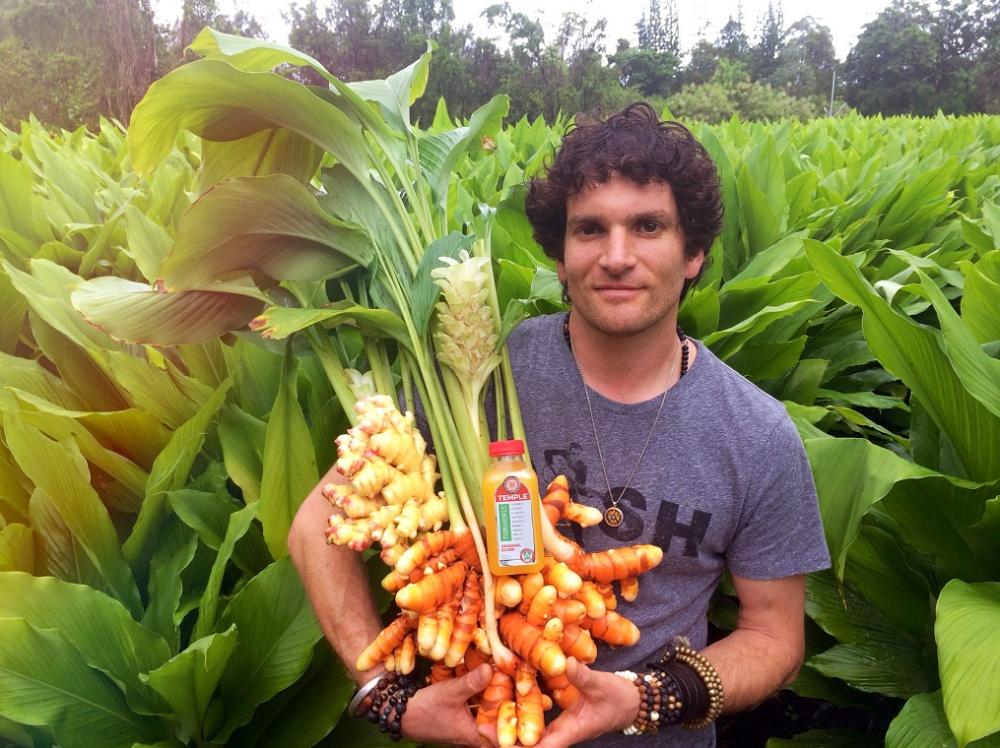 Как растут привычные нам продукты