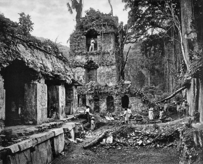 11 археологических фото, на которых мир все еще скрывает в себе массу тайн