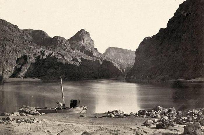 Интересные снимки Дикого Запада