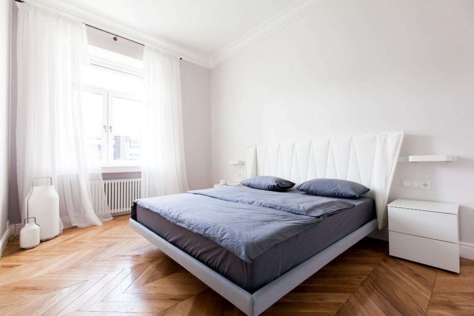 Современная квартира в сталинском доме