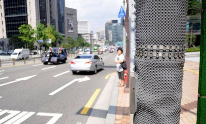 Антивандальные ограничители на улицах современных городов