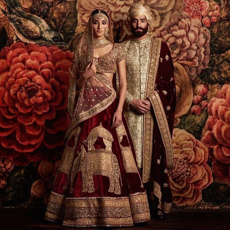 tradicionnye-svadebnye-naryady-so-vsego-mira-1 Традиционные свадебные наряды со всего мира. ФОТО
