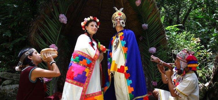 tradicionnye-svadebnye-naryady-so-vsego-mira-9 Традиционные свадебные наряды со всего мира. ФОТО