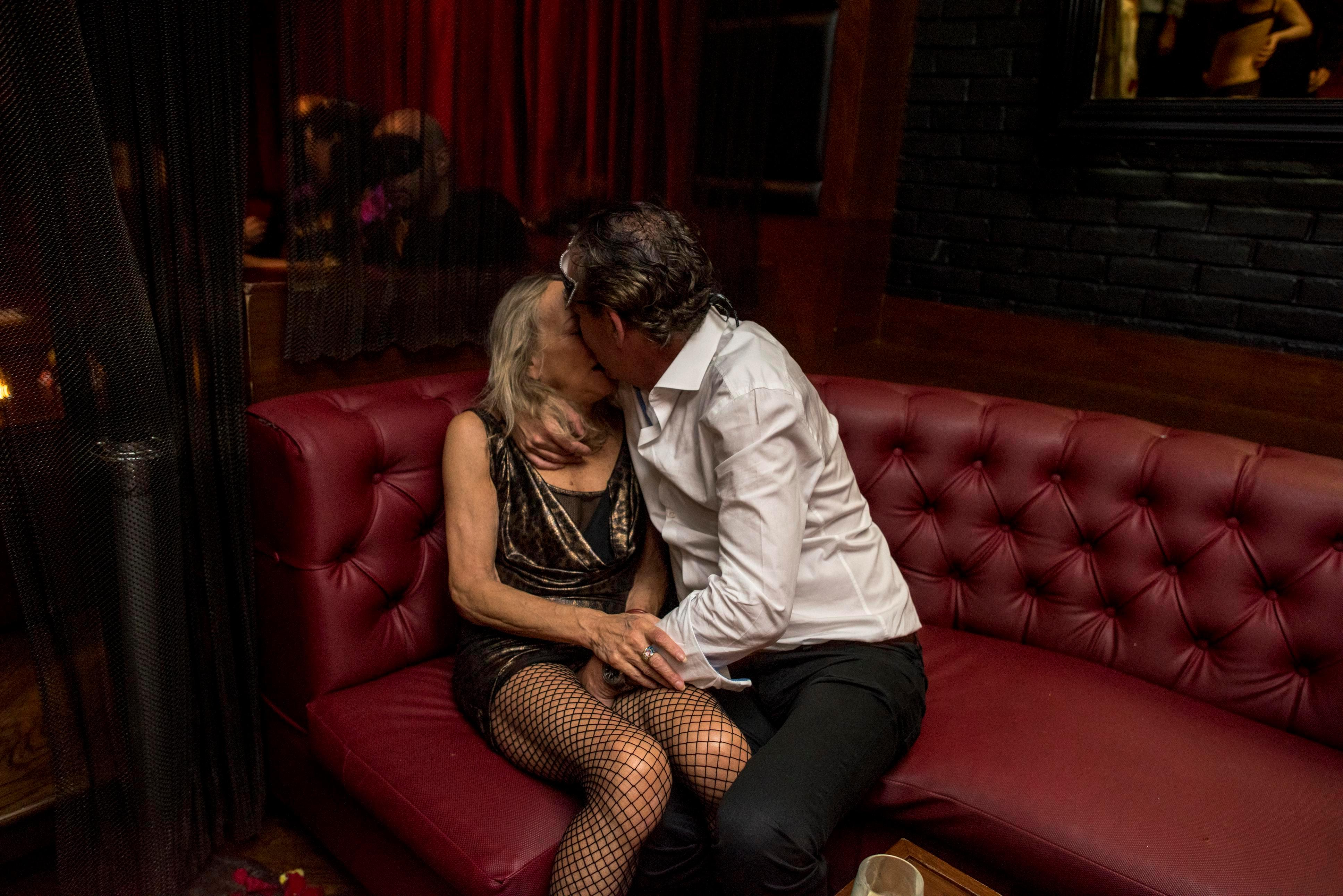 Как проходят секс-пати в Нью-Йорке