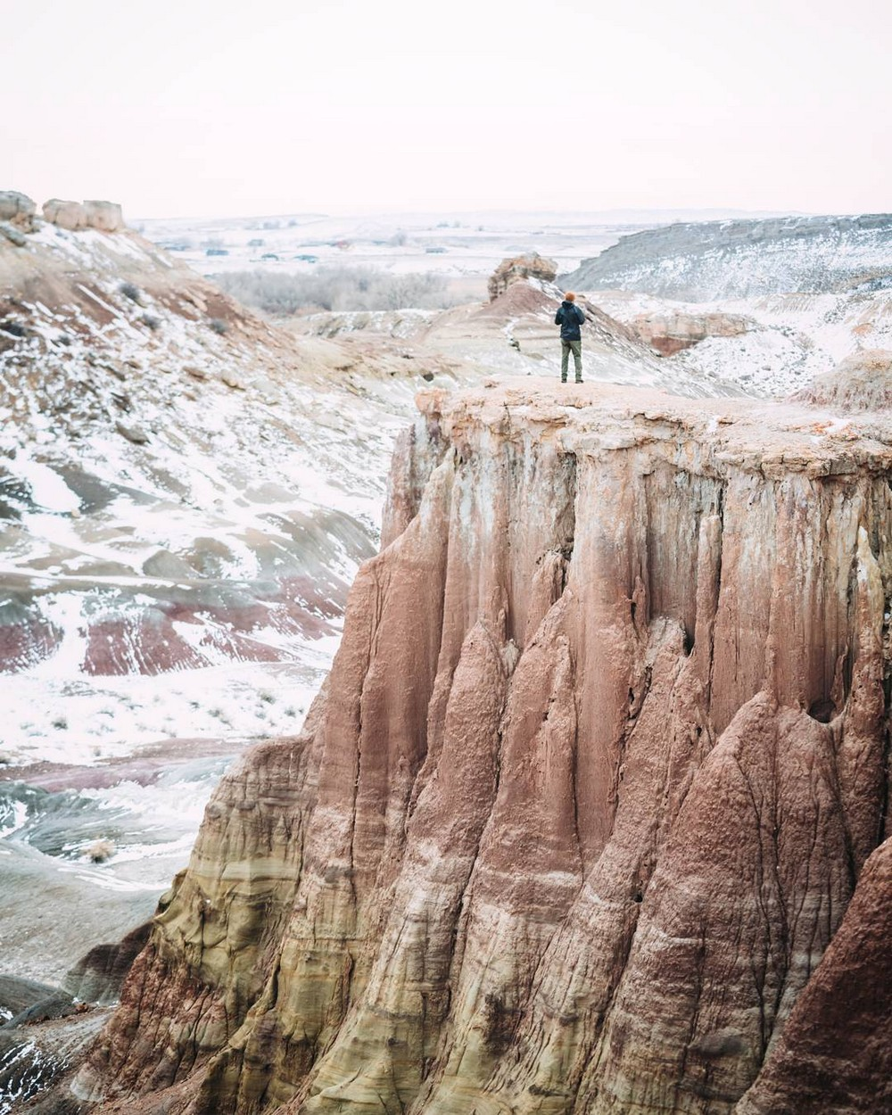 Красота природы в объективе Эрика Бантинга