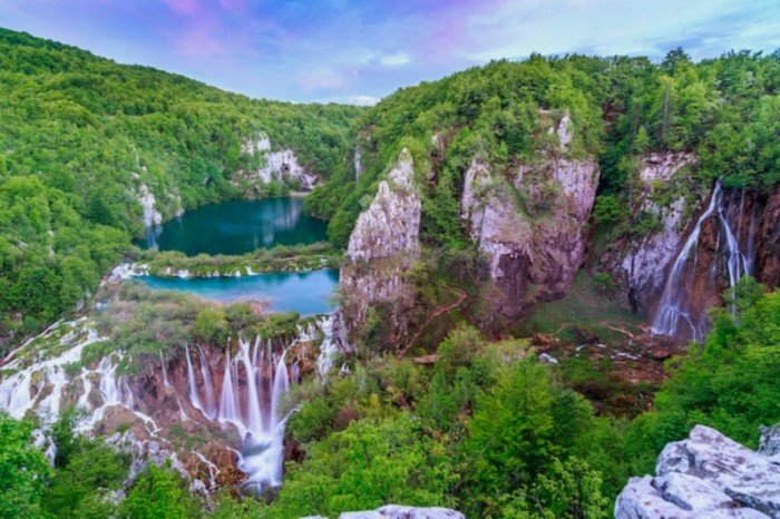 15 восхитительных уголков планеты, где природа чувствует себя в безопасности. ФОТО