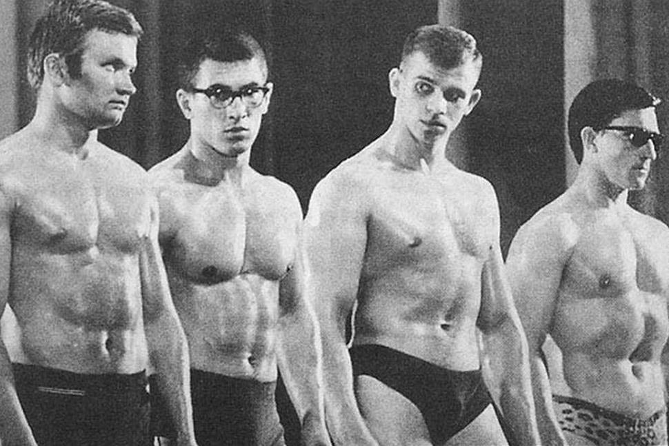 История бодибилдинга в СССР