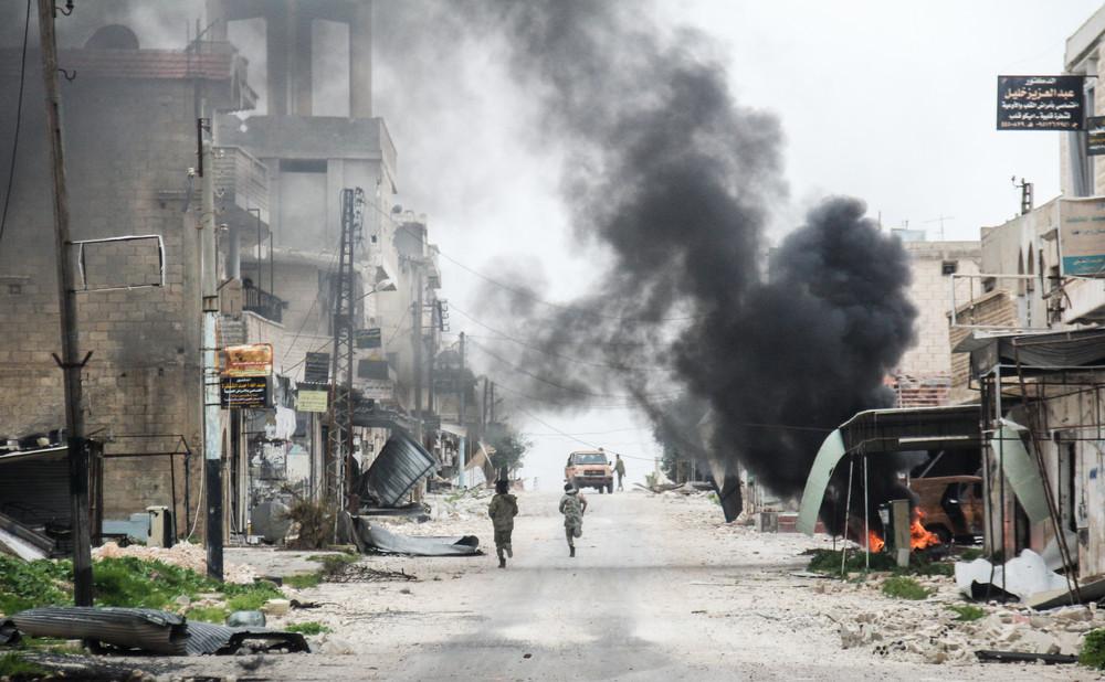Повседневная жизнь в Сирии