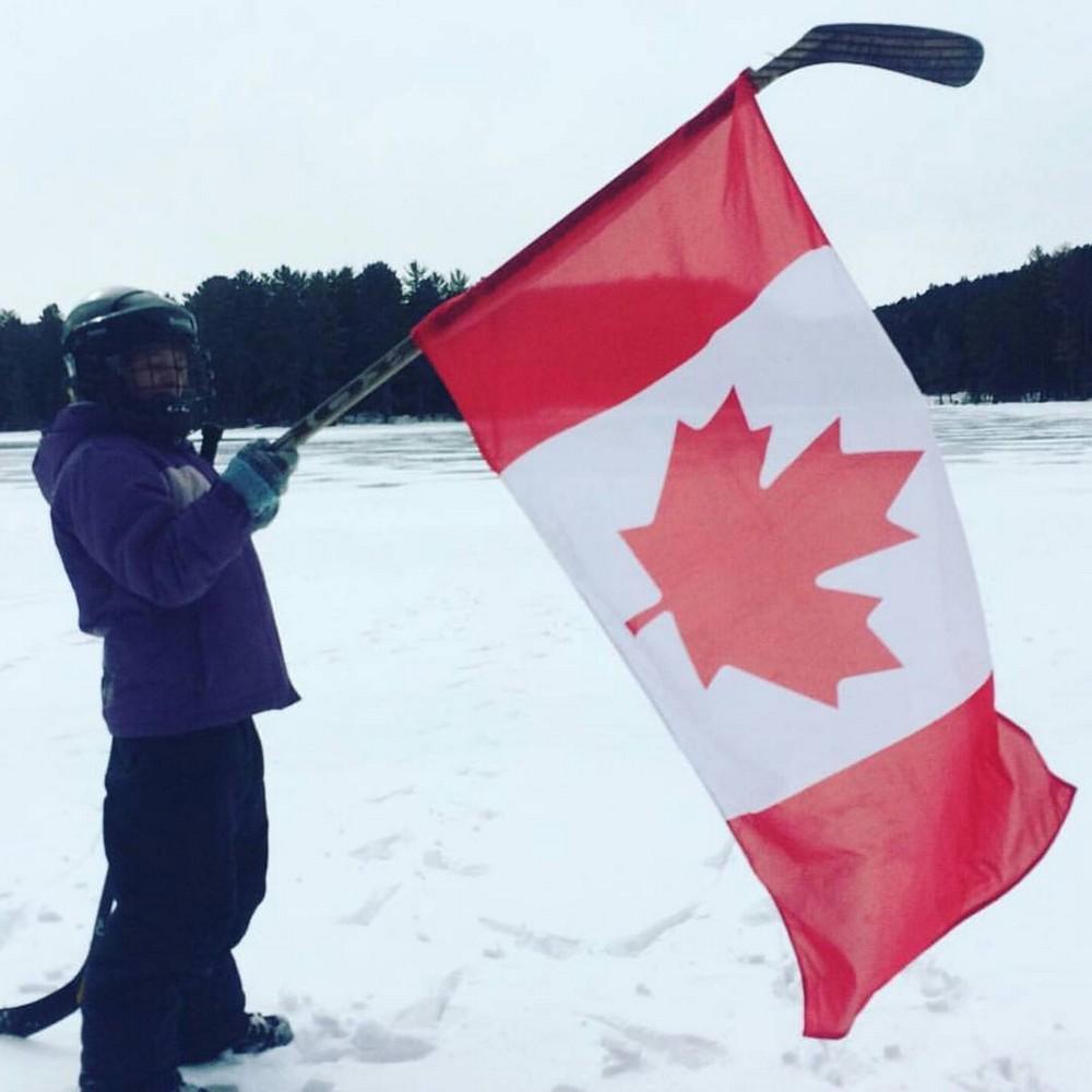Прикольные фото из Канады