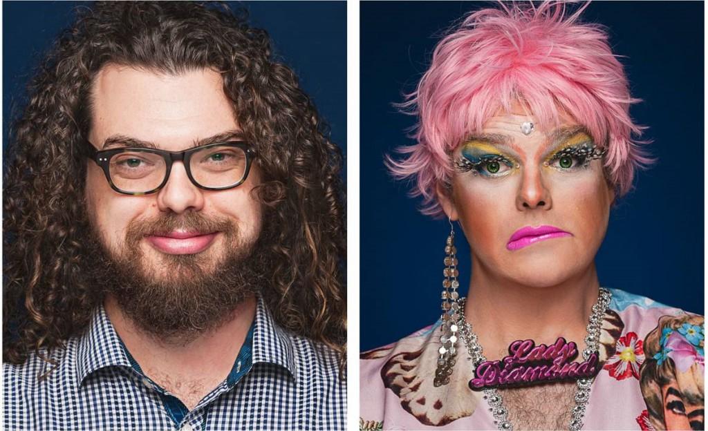 До и после: что скрывается под образами травести-артистов