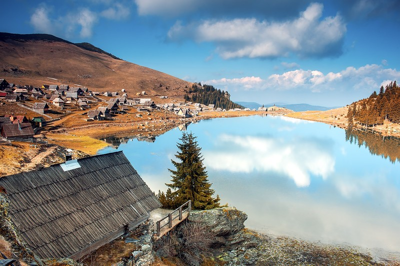 Красивые пейзажи от Аднана Бубало