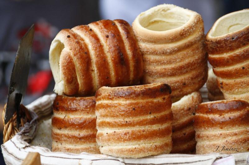 Вкусные блюда из разных стран Европы