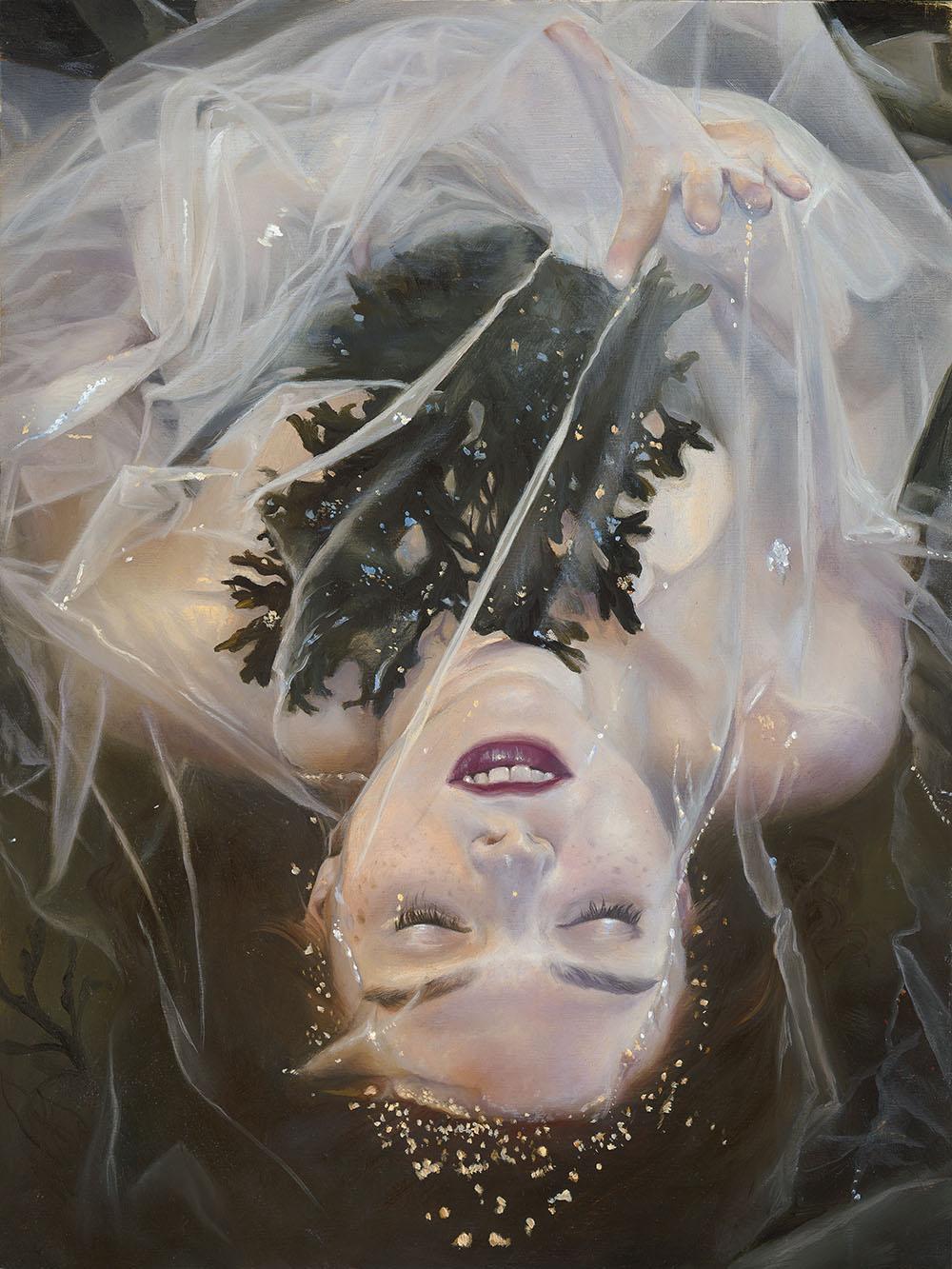 Чувственность и искушение в работах Кари-Лиз Александр