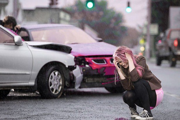 Роскошные аварии и ДТП