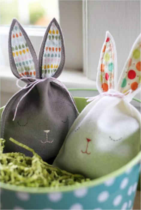 Креативные идеи праздничного пасхального декора дома