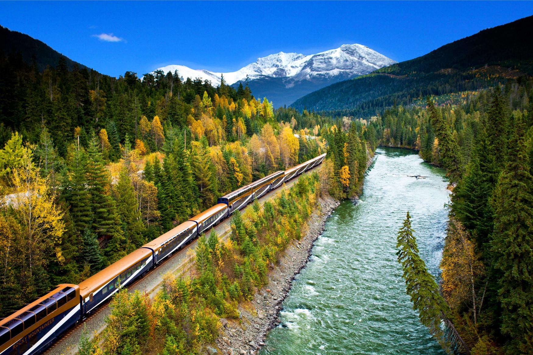 Путешествия на самых комфортных поездах мира