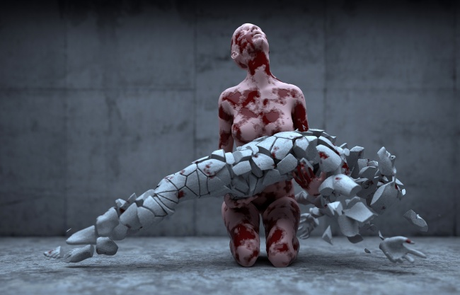 Скульптуры, над которыми не властны законы физики