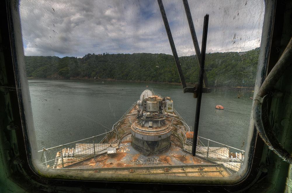 Кладбище французских кораблей