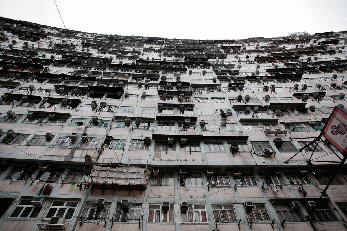 Симфония архитектурных форм от Екатерины Бусыгиной