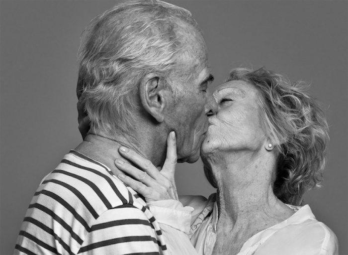 Вся сила поцелуя в фотографии
