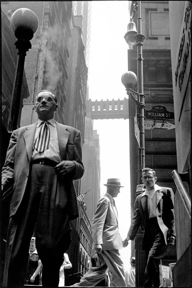 Редкие исторические кадры Нью-Йорка