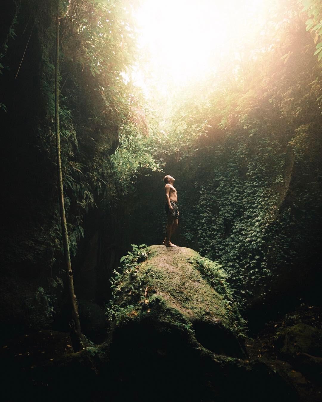 Потрясающие снимки из путешествий Кендалла Мартина